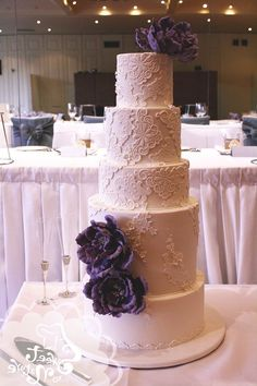 Sweet By Nature Wedding Cakes
