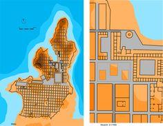 Urban Design of a Block of Miletus - Eduardo Reina
