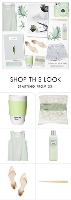 """""""★ Cereal killer"""" by paty ❤ liked on Polyvore featuring ROOM COPENHAGEN, Fuji, John Lewis, Monki, Levi's, Laura Mercier, Melissa and 3.1 Phillip Lim"""