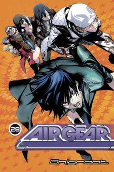 Air Gear Graphic Novel 28