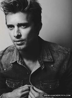 Drew van Acker is one gorgeous guy