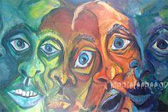 Πως να εκπαιδεύσετε τον εγκέφαλό σας να σταματήσει να ανησυχεί - spiritalive.gr Personality Disorder, Disorders, Painting, Google, Art, Ideas, Couture, Art Background, Painting Art