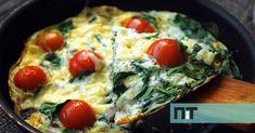 Quiche de espinafres e queijo feta para um dos almoços e empadão fit de frango para um jantar. Tudo delicioso e saudável, claro.