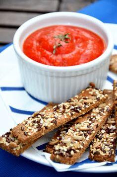 Tipikus Flammeres: Egészségesen nassolni Graham, Cantaloupe, Cereal, Paleo, Food And Drink, Fruit, Breakfast, Recipes, Diet