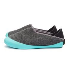 Larvik Dark Grey Mahabis Classic Bundle (+FREE soles) – mahabis - the reinvention of slippers