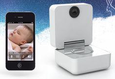 iBaby: Monitor para ver al bebé desde el IPhone de Withings
