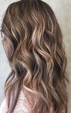 beige and light blonde highlights
