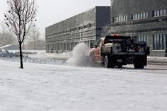 Winter Weather Maintenance: A Checklist. From snow to cold temperatures, many of nature's winter realities can create problems for commercial buildings.