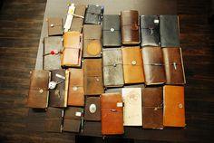 Midori Traveler's Notebooks! <3