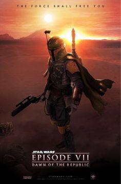 12 Eye-Popping Star Wars VII Posters