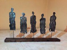 Metal & Wood Sculpture / by Seda Çalışkan