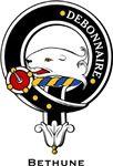 Bethune Clan Crest Badge from www.4crests.com #clan #crests # badges #clans #scottish #scotland #family #badge #crest #tartan #kilt #genealogy #heraldry #family