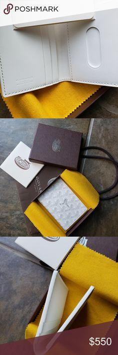 Goyard St. Marc card wallet New with box Goyard Bags Wallets