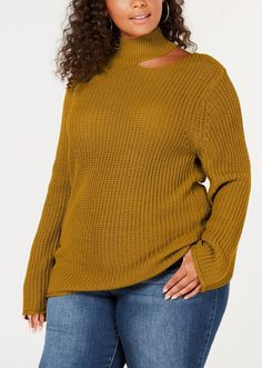 cec712b081a TCFTop10 Under $50: Bold and Playful Plus Size Sweaters that Make a  Statement Can one