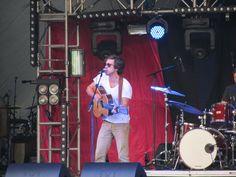 Jack Savoretti, Cornbury Park, Oxfordshire, Aug 2011