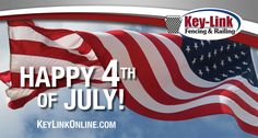 Wishing You a Safe & Happy 4th of July!