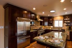 Image result for l shaped kitchen floor plans with island pantry
