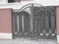 Ворота ковані №43 ціна