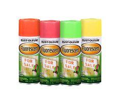 Флуоресцентная краска-спрей Specialty
