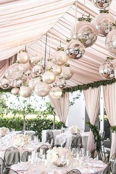 39 Wedding Tent Ideas For A Stunning Reception