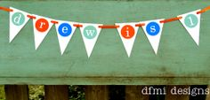 LITTLE BIRTHDAY PARTY banner drew is one     by dfmidesigns, $6.75