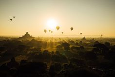 Beautiful Myanmar - A quick intro