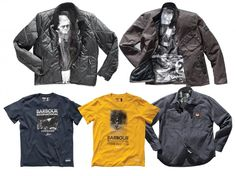 Steve McQueen collection from Barbour   Darren Kennedy's Helpmystyle.ie - Fashion. Style. Life