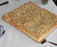 Rezept Apfelstreuselkuchen vom Blech von SpätzlemitSoß - Rezept der Kategorie Backen süß