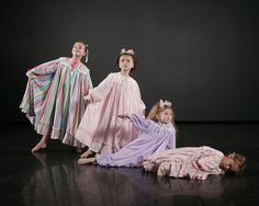 BYU Young DanceMakers to present 'Jubilation Celebration' April 2005
