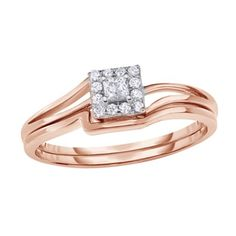 Purchase Ct Princess Cut White Real Diamond Frame Promise Ring Set In Rose Gold # With Free Stud Earring from JewelryHub on OpenSky. Share and compare all Jewelry. Best Settings, Stone Cuts, Princess Cut Diamonds, White Stone, Promise Rings, Natural Diamonds, Natural Stones, Rose Gold, Stud Earrings