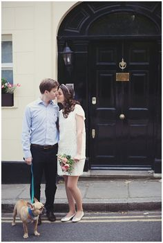 Hampstead Pre Wedding Shoot by Devlin Photos