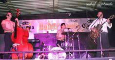Rebel Cats, cortesía de Central Vagabunda. 21 de agosto de 2014.