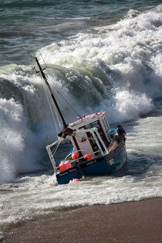 Porthleven, Cornwall Fishing Boat In Trouble. My paternal grandfather grew up in the village of Porthleven. Bass Fishing, Fishing Boats, Fishing Chair, Catfish Fishing, Crappie Fishing, Fishing Tackle, Best Hotel Deals, Best Hotels, Abandoned Ships