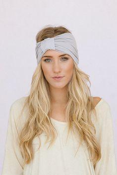 Grey Sparrow Headband