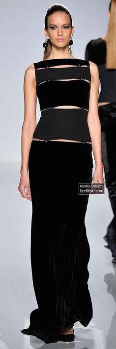 Renato Balestra Fall Winter 2014-15 Haute Couture