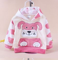 New arrival baby boy clothing set winter fleece sports clothes cow and dog long sleeve cotton boy's girls clothes-in Clothing Sets from Mother & Kids on Aliexpress.com | Alibaba Group