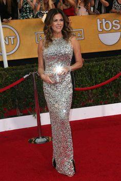 Rita Wilson at the 2014 SAG Awards