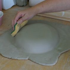 ArtMind: How to make and use a positive mold.