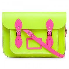 I love neon colors