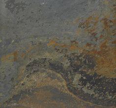 Black Slate Split Face Mosaic Tiles 600x150 - Slate Cladding ...