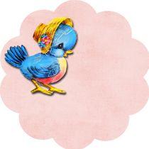 New Blue Bird Clipart Sweets 33 Ideas Vintage Labels, Vintage Cards, Vintage Images, Vintage Clip, Bluebird Vintage, Bird Clipart, Pin Art, Cute Birds, Baby Kind
