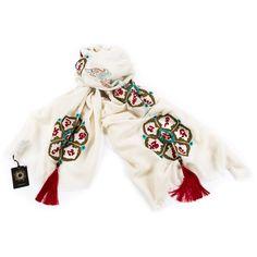 "Janavi pure cashmere ""Buddha"" shawl"