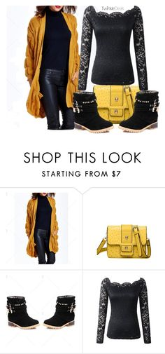 """""""Casual elegance"""" by fatimka-becirovic ❤ liked on Polyvore"""