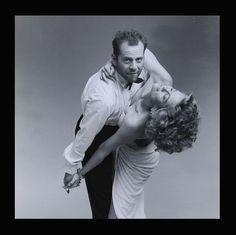 """Bruce Willis and Cybill Shepherd in """"Moonlighting"""""""