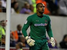 """Wolverhampton Wanderers goalkeeper Carl Ikeme thanks """"the football world and especially the Wolves fans"""" for the support he has received since his leukaemia diagnosis. Barcelona Football, Fc Barcelona, Wolverhampton Wanderers Fc, English Football League, Marc Andre, Cardiff City, The Championship, Goalkeeper, Mole"""