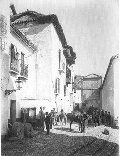 Calle San Juan de los Reyes