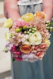 Another pretty bouquet.