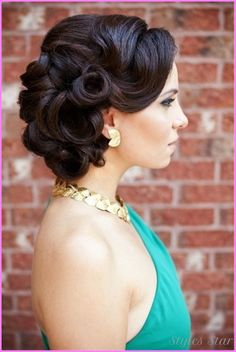 cool Dressy hairstyles for short hair