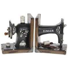 Repurposed Antique Sewing Machine - Sewing Organization to hold envelopes of sewing patterns / books / magazines?