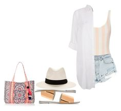 """""""#688"""" by laylah-wish ❤ liked on Polyvore featuring Solid & Striped, Monsoon, Giuseppe Zanotti, rag & bone and Accessorize"""